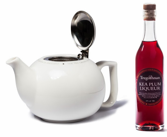 tregothnan tea product photography cornwall