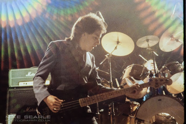 Bruce foxton of the jam at aylesbury friars