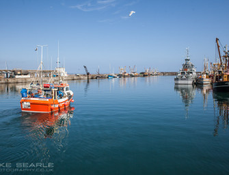 Photo essay: Newlyn Harbour