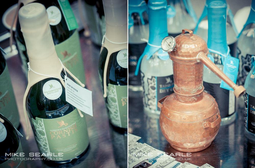 Cornish Gin and Pastis
