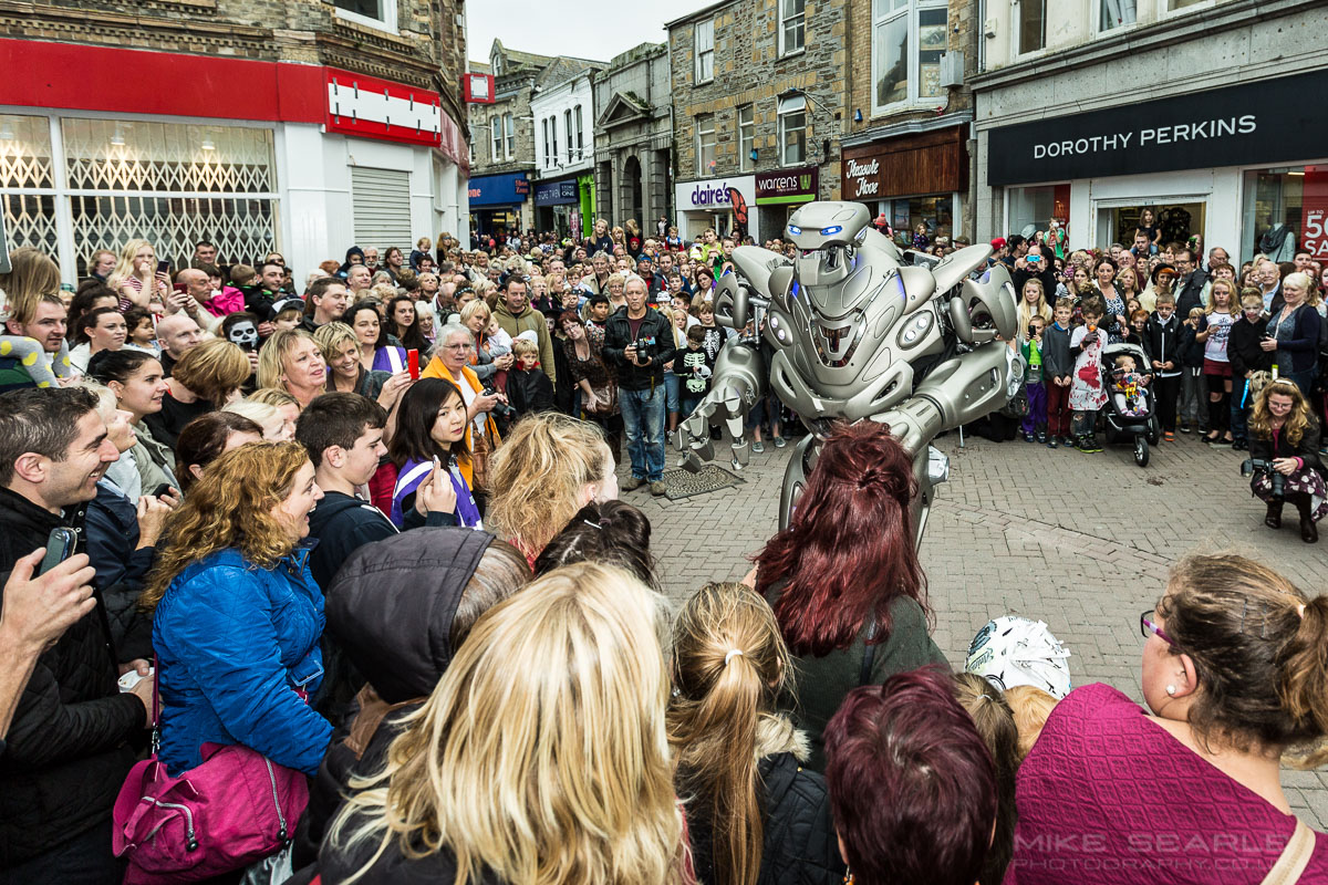 Zombie Crawl Newquay