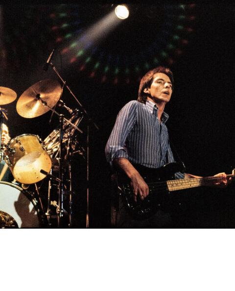 The Jam Bruce Loxton Rick Buckler The Jam