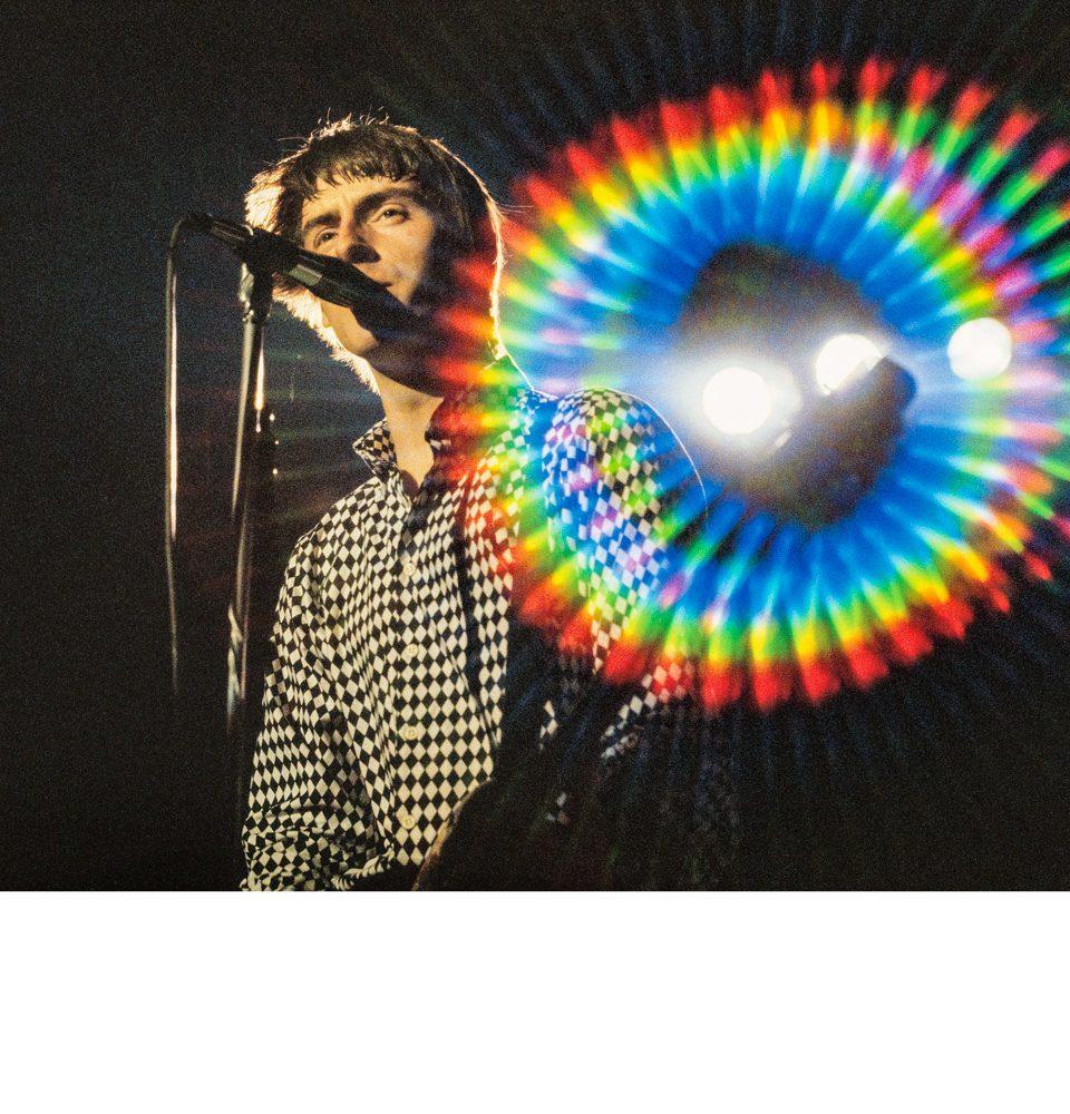 Paul Weller the jam 1979