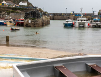 "Finding the ""essence"" of Newquay Harbour"
